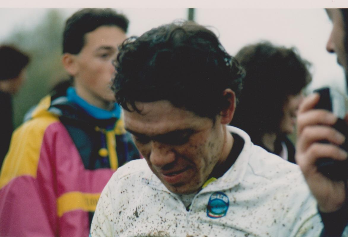 1990 patrice thevenard champion du monde veteran 2eme