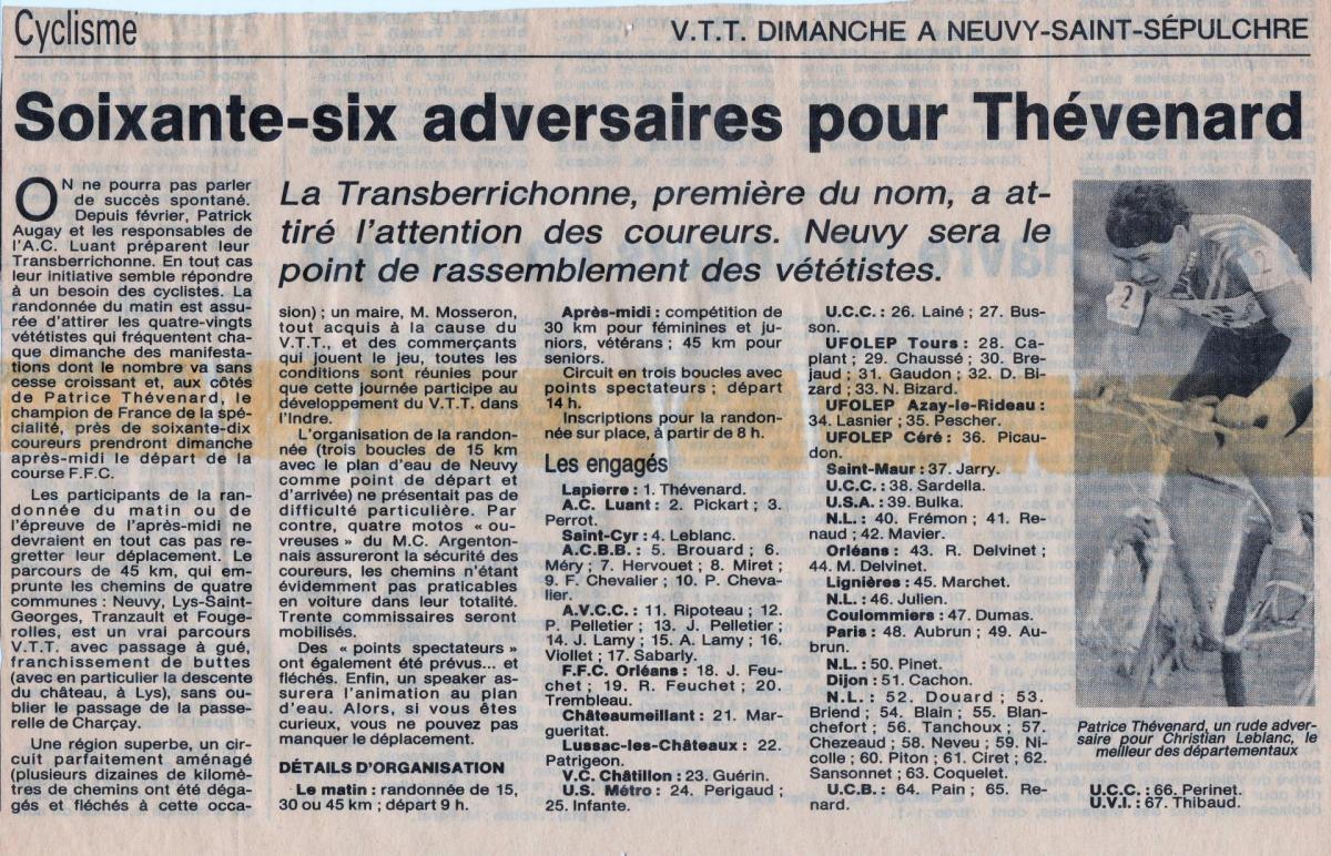 1990 resultats 1ere tb