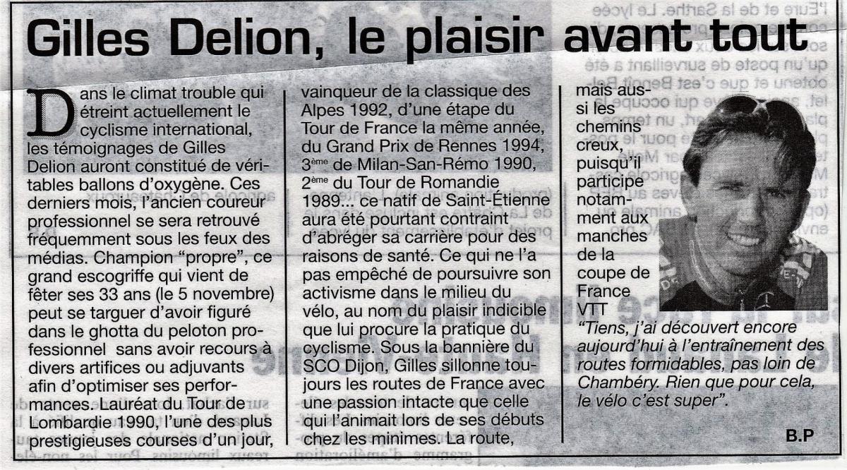 1999 gilles delion