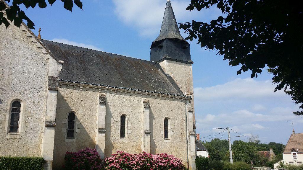 Eglise tranzault 1