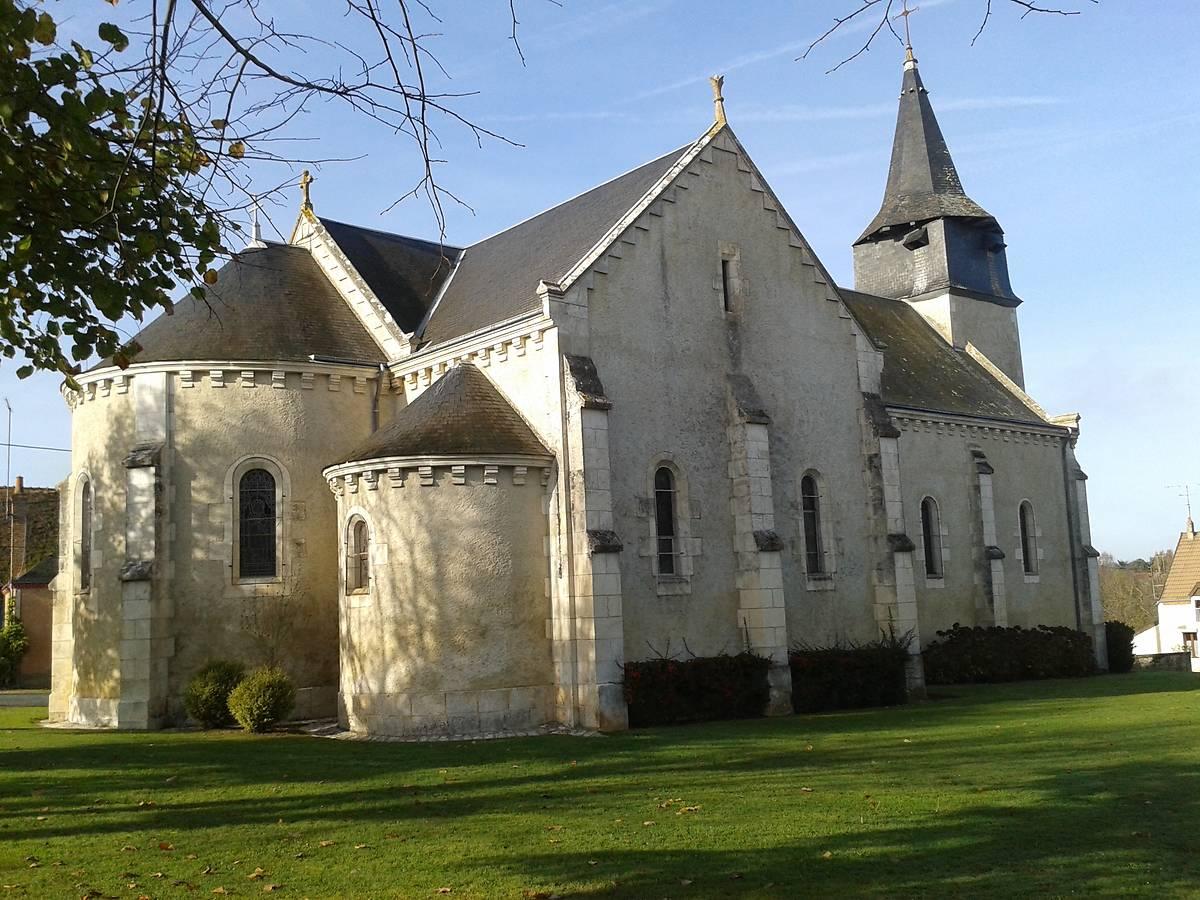 Eglise tranzault