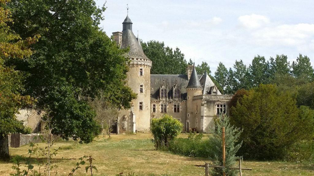 Le chateau de charon